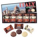 フィレンツェ アソートチョコレート 6箱セット(イタリア お土産)