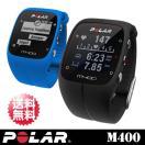 POLAR(ポラール) M400 POLAR GPSマルチスポーツ ウォッチ  Polar M400(ブラック/ブルー)    国内正規品