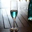 クリスマス 2017 プレゼント ギフト 名入れ グラス フルートグラス シャンパングラス 名前入り 送料無料