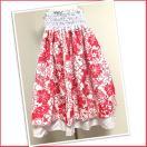 【alo5862-p】パウスカート フラダンス衣装 フラダンススカート ハワイアンスカート