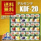 御中元 お中元 送料無料 デルモンテ KDF-20 100%ジュースセット
