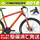 MERIDA(メリダ) 2018年モデル MATTS 6.10-MD / マッツ 6.10-MD  MTB/マウンテンバイク 26インチ