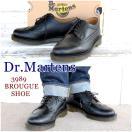 ドクターマーチンDr.Martens3989BROGUESHOEブローグシューズウイングチップ