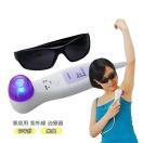 ニュー UVエミッター ワキの臭い対策 水虫治療器 NEW UV EMITTER 正規販売代理店 代引き手数料 送料共無料 医療機器承認