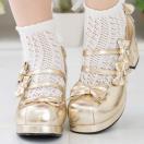 ゴスロリ ロリィタ 靴s526