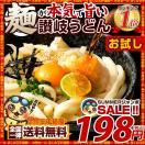 讃岐うどん 麺が本気で旨い ご当地うどん お試しセット 2人前 お取り寄せ 送料無料 (特産品 名物商品) セール SALE