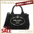 プラダ ハンドバッグ レディース PRADA CANAPA カナパ 1BG439 NERO 限定特価 セール SALE-tcld7123