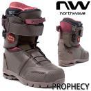 16-17 NORTHWAVE / ノースウェイブ PROPHECY SL プロフェシー メンズ ブーツ スノーボード 2017 型落ち