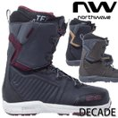 16-17 NORTHWAVE / ノースウェイブ DECADE SL ディケイド メンズ ブーツ スノーボード 2017