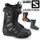 16-17 SALOMON / サロモン LAUNCH LACE ローンチ メンズ ブーツ スノーボード 2017 型落ち