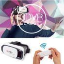 VR ゴーグル Bluetooth ワイヤレス リモコンセット スマホ VR BOX 3Dメガネ VRグラス VRボックス ゲーム 360°  iphone7/7