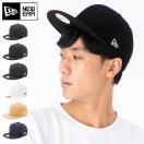 NEW ERA(ニューエラ) キャップ 59FIFTY 無地 ベーシック   帽子 メンズ レディース   全11色 【UNI】