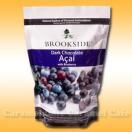 送料無料 BROOKSIDEアサイー&ブルーベリーチョコ ダークチョコレート 907g 輸入食材 輸入食品