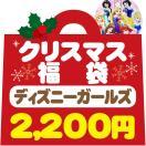 11/15以降~出荷 クリスマスの袋入り〔xs10〕 福袋●8010 ディズニープリンセスクリスマス福袋