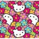 1枚バラ売り25cmペーパーナプキン アイランドヘリテージ ISLAND HERITAGE ハワイ Hawaii ハイビスカスハローキティ Hibiscus Hello Kitty