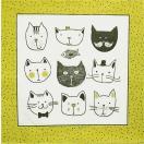 Paw ポーランド ペーパーナプキン ランチサイズ かわいい猫ちゃん Funny Cats バラ売り2枚1セット SDL-094300 デコパージュ ドリパージュ