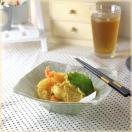 緑釉角盛鉢 鉢 おばんざい料理 和食 和鉢 ...