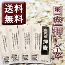 押し麦1kg×4袋セット【送料無料 国産大麦 押麦 雑穀 麦ごはん βグルカン 麦飯】