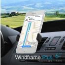 iPhone6/6 Plus車のエアコン吹き出し口に取り付けカーホルダー/GALAXY S5/Note3車載ホルダー/スタンドエアコン吹き出し口に簡単設置