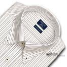 ★新商品★日清紡アポロコットノンケア | ワイシャツ・ストライプ・ボタンダウンシャツ・綿100%形態安定