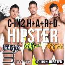 C-IN2 シーインツー 限定モデル H+A+R+D HIPSTER/ハードヒップスター スーパーローライズボクサーパンツ(6963)