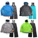 【お買得!メンズ・男性用 スキーウェア】PHENIX フェニックス Glenurquhart Check Two-piece PS4722P30【上下セット】【スキーウェア】