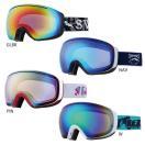 16-17 SWANS スワンズスキーゴーグル 090-MDHS【スキー スノーボード用 ゴーグル】
