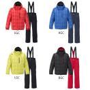 【メンズ・男性用 スキーウェア】DESCENTE デサント スキーウェア SUIT DRA-6091F【上下セット】【スキーウェア】