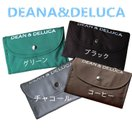 DEAN&DELUCA エコバッグ 折りたたみ式 ディーン&デルーカ キャンバストートバッグ ナイロン セール 折畳み可能 プレゼント