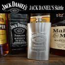 ジャック・ダニエル Jack Daniel's スキットル ヒップフラスコ ウイスキーボトル フラスクボトル 5オンス(148ml)