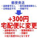 その他 郵便発送から宅配便に変更します/300円