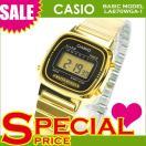 チプカシ チープカシオ カシオ 腕時計 レディース 人気 デジタルウォッチ LA670WGA-1 ゴールド