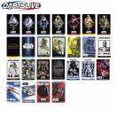 STAR WARS EPISODE IV(スターウォーズ エピソード4) DARTSLIVE CARD(ダーツライブカード) 25枚セット