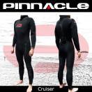 【男性用】ウェットスーツPINNACLE[ピナクル]5mmウエットスーツ足首ファスナー付CRUISER[クルーザー]フルスーツPinnacle aquatics