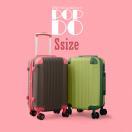 スーツケース 機内持ち込み 軽量 SSサイズ ファスナー スーツケース キャリー ハードケース TSA キャリーケース FK1212-1