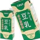 九州乳業 みどり豆乳 成分無調整 1L 紙パッ...