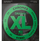 D'Addario ECB80 Super Light 040-095 ダダ...