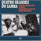 (訳あり・アウトレット品)サンバの巨匠たち~クアトロ・グランジス・ド・サンバ(CD/ワールド)