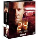 24-TWENTY FOUR- シーズン2 SEASONSコンパクト・ボックス〈12枚組 (DVD/洋画アクション サスペンス ドラマ)