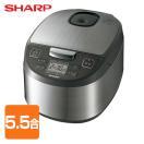 炊飯器 (5.5合) KS-S10J(S) シルバー系 マ...