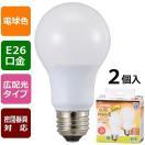 オーム電機 06-3297 LED電球(40形相当/510lm/電球色/E26/広...