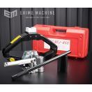 【今月の特価品】 マサダ 油圧式ジャッキ パンタグラフジャッキ 車載ケース付 MSJ-850