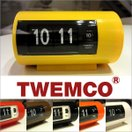 TWEMCO(トゥエンコ) パタパタクロック アラーム機能搭載 置時計 AP-28