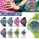 軽量だから女性の腕にもフィット ランニングウォッチ アシックス asics デジタル 時計 腕時計 ランニング ジョギング AR05 得割20 送料無料