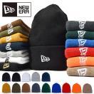 ネコポス対応可能!ニット帽 ニューエラ BASIC CUFF KNIT ビーニー メンズ レディース ロゴ 帽子 ベーシック 得割21 スノボ スノーボード