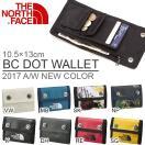 THE NORTH FACE ザ・ノースフェイス BCドットワレット BC DOT WALLET ウォレット 財布 nm81701 コインケース カードケース 2017春夏新作