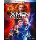 X-MEN:ダーク・フェニックス 【Blu-ray】