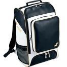 エスエスケイ(SSK) バックパック MBA1000 (9038)ブラック×ゴールド 野球 バッグ リュックサック デイパック