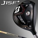 ブリヂストンゴルフ日本正規品J15F+ フェアウェイウッドTourAD MJカーボンシャフト