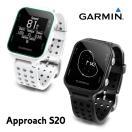 ガーミン(GARMIN)日本正規品高性能GPS距離測定器腕時計型GPSゴルフナビAPPROACH(アプローチ) S20J「010-03723」